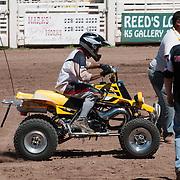 2010 AZ ATV Outlaw Jamboree - Barrel Racing