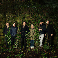Scottish indie pop band Belle &amp; Sebastian photographed for The Skinny on December 12, 2014 in Glasgow, Scotland<br />