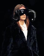 FEB 15 2013  KTZ at London Fashion Week