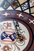 Rome, Vatican Museums, The Cappella Sistina Key