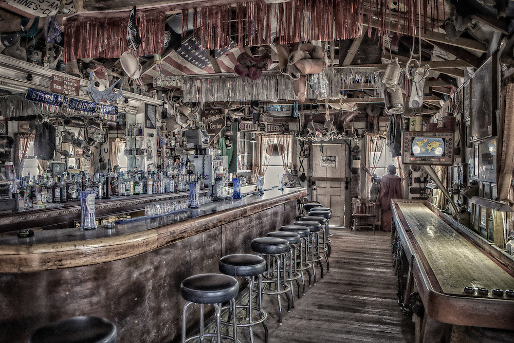 Ghost towns and Old mining towns in Nevada