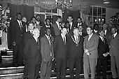 1963 -Coras Trachtala Reception for  the West Indian Cricket team at the Gresham Hotel