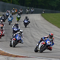 Round 6 of the 2008 AMA Superbike Championship at Road America,Lake Elkhart, WI, July6 - July 8, 2008.<br /> <br /> ::Images shown are not post processed::Contact me for the full size file and required file format (tif/jpeg/psd etc) <br /> <br /> ::For anything other than editorial usage, releases are the responsibility of the end user and documentation/proof will be required prior to file delivery.