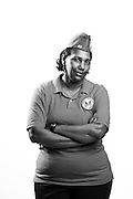 Dorinda Cameron<br /> Army<br /> Retired<br /> Desert Shield/Storm<br /> E-7<br /> 05/78 - 06/98<br /> Chemical Specialist<br /> <br /> Women Veterans' Summit Event<br /> Veterans Portrait Project<br /> Nashville, TN