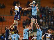 Stormers v Waratah's, Newlands 19 May