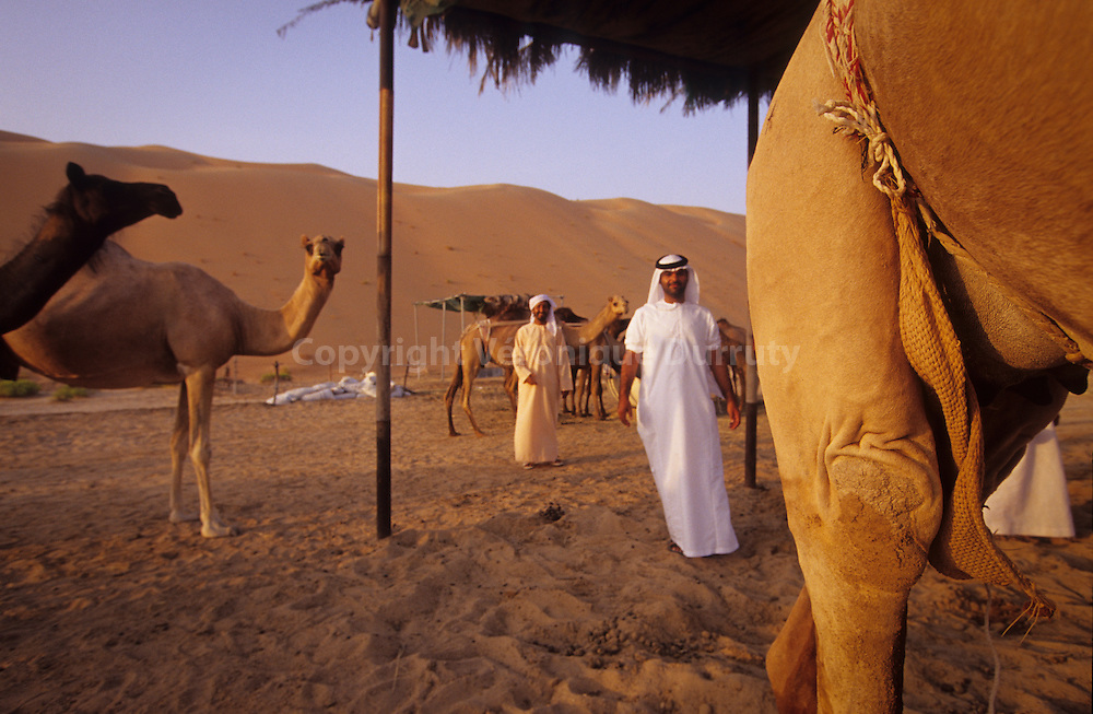 Traditions of Abu Dhabi Bedouins, UAE