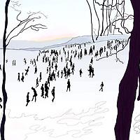 Brooklyn's Prospect Park in Winter