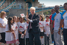 2014-06-06 Mayor Commonwealth Games Torch