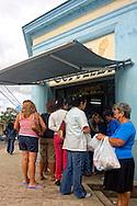 Coppelia in Moron, Ciego de Avila, Cuba.
