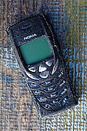 Nokia 8310 Mobile Phone, First Introduced in 2001