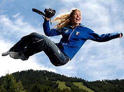"NEWS&GUIDE PHOTO / PRICE CHAMBERS.Local professional free-skier and artist Lynsey Dyer enjoys dropping steep slopes and shooting candid photographs for a lot of the same reasons. ""All of it lights you up when you learn something new,"" said Dyer who is also an artist working in woodcut prints as well as the digital realm. ""What drew me to photography is the idea of trying to capture a whole story in a single image,"" said Dyer who has aspirations to a career on the other side of the camera when she is not appearing in ski films such as next year's Off the Grid and Teton Gravity Research's Anomaly."