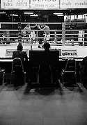Muay Thai boxing at Lumpini Statium