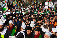 2015-02-08 Muslim demonstration calls for civility