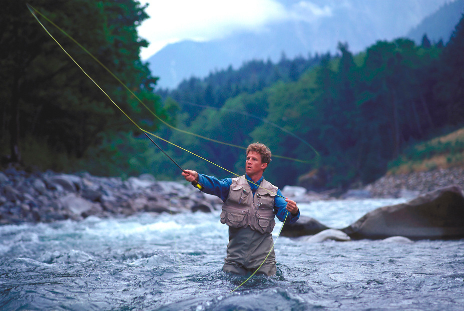 Flyfishing in the snoqualmie river washington robert for Snoqualmie river fishing