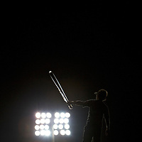 The Mobile BayBears compete against the Montgomery Biscuits at Hank Aaron Stadium in Mobile, Ala., Monday, June 28, 2010.