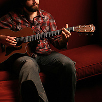 Columbus musician Phillip Fox for Playlist.(Jodi Miller/Alive)
