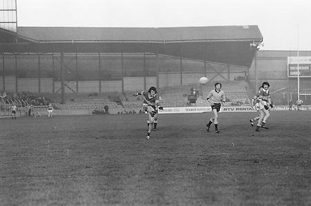 All Ireland Senior Football Semi Final - Dublin v Kerry..23.01.1977  23rd January 1977