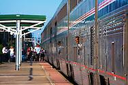 Amtrak, Galesburg, IL.