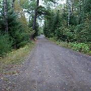 Northern Minnesota near the Boundary Waters Canoe Area Wilderness