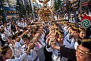 Akihabara matsuri (traditional festival)