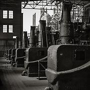 Gas Blowing Engine Room, Bethlehem Steel Mill, Bethlehem, PA