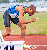 Gary Reed, Athletics