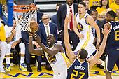 Golden State Warriors vs Utah Jazz –Round 2, Game 2