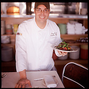 "Chef Doug Katz of ""Fire,"" located at Shaker Square in Cleveland, Ohio."