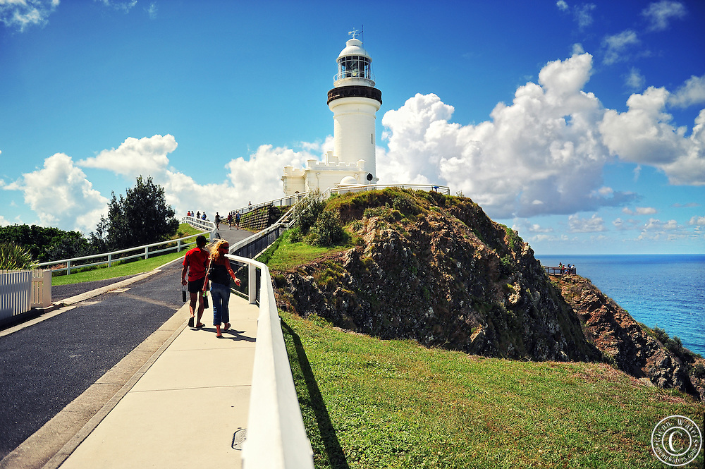 Byron bay lighthouse australia fine art photographer for What state has the most lighthouses