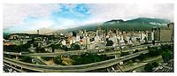 Caracas - Veduta della citta' dalla Baruta