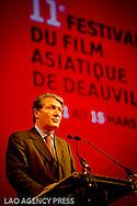 Maire de Deauville