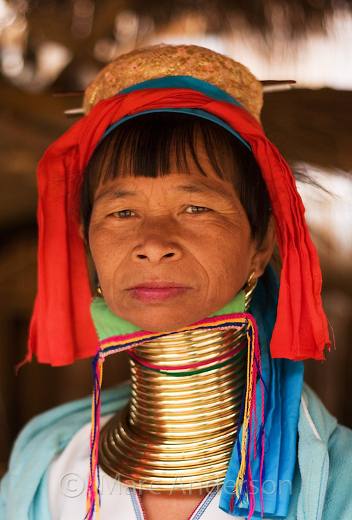 Kayan people (Myanmar)