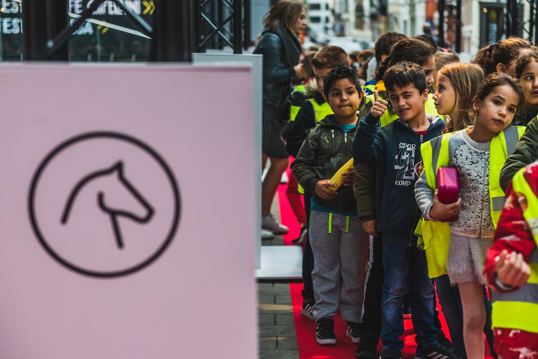 Film Fest Gent - Schoolvoorstelling: De grote boze vos