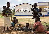 Spirit children of northern Ghana