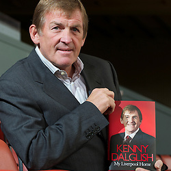 100917 Kenny Dalglish Book Launch