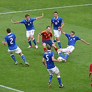 Euro 2012 - Spain v Italy