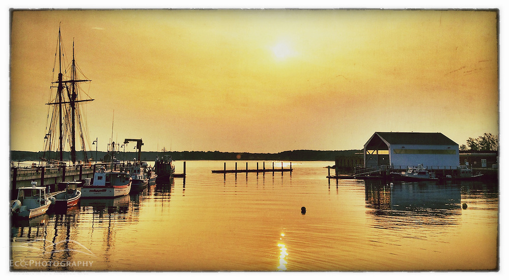 """Gregg Marine Lab in New Castle, New Hampshire. iPhone photo - suitable for print reproduction up to 8"""" x 12"""""""