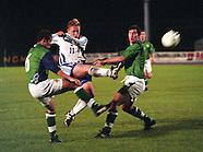 Northern Ireland - Finland 9.10.1998