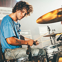 Jeff the Brotherhood performing at Red Bull Sound Select Dallas at Club Dada, july 23, 2014
