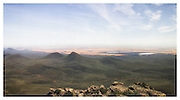 Stirling Ranges, Western Australia Panorama 2