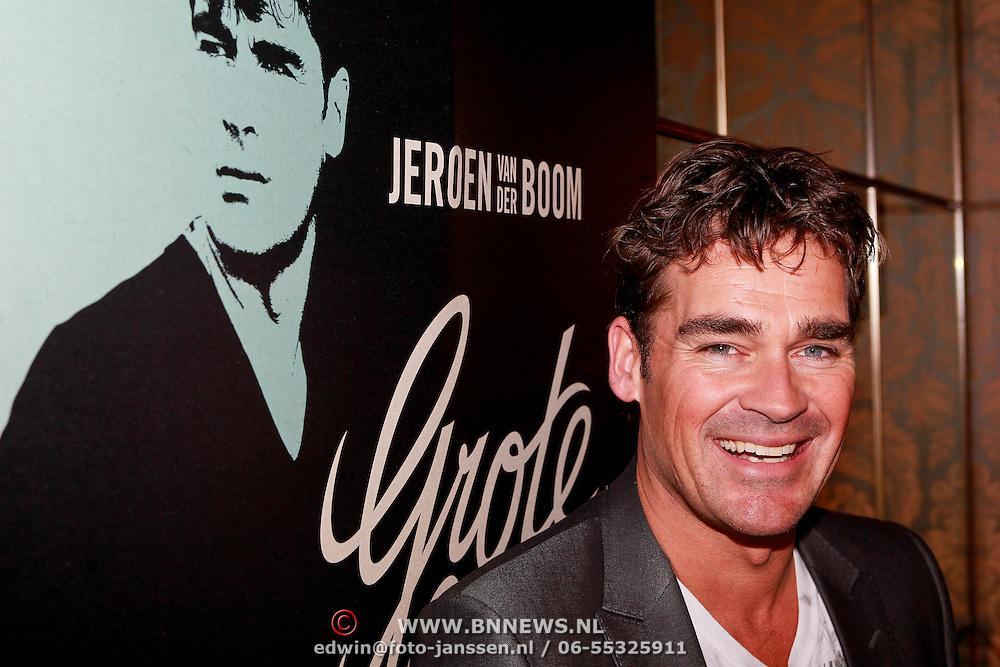 NLD/Amsterdam/20110415 - CD presentatie Jeroen van der Boom,