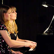 Students perform in the Musique de Chambre during the 13th Annual ArtsGala at Wright State University's Creative Arts Center, Saturday, March 31, 2012.