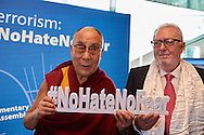 HHDL with Mr Pedro Agramunt