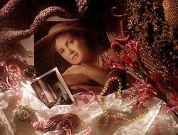 still life collage lifestyle idea picture sentimental memory memories