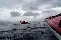 Kayaking Frøysjøen, Sogn og Fjordane