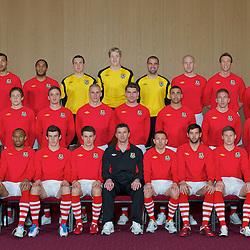 110322 Wales Squad Photo 2011