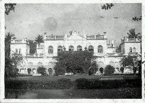 Former Sergeants Mess, in Colombo.<br />