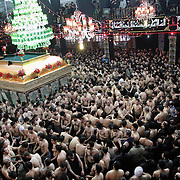 The mosque Karbelai (of kerbala) in Teheran south where, for the Ashura, there is a copy of the Imam Hussein's holy shrine..The original is in Kerbala (Iraq).