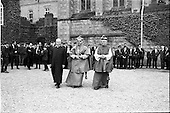1964 - Sesquicentenary (150 yrs) celebrations at Clongowes Wood College