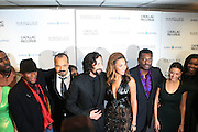 "l to r: Mos Def, Jefferey Wright, Andy Brody, Beyonce, Eaamon Walker, Emmaunuelle Chirqui, and Gabrielle Uniion at the ' Cadillac Records' premiere at held at AMC Broadway 19th Street on Decemeber 1, 2008 in NYC..In this tale of sex,, violence, race, and rock and roll in the 1950's Chicago, 'Cadillac Records"" follows the exciting but turbulent lives of some America's musical legends including Muddy Waters, Leonard Chess, Little Walter, Howlin' Wolf, Chuck Berry and Etta James."